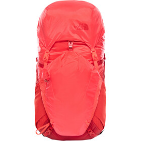 The North Face Hydra 38 RC Backpack Women Pompeian Red/Juicy Red